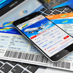 mobile phone travel tickets