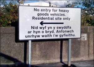 welsh sign 7