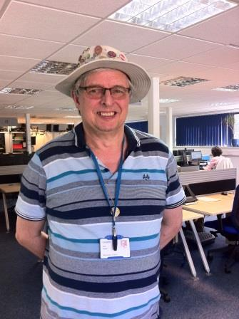 wear a hat to work day
