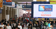 International Manufacturing Trade Show concourse