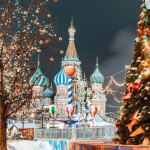 russia at christmas
