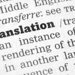 translation dictionary